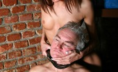 Beauty And The Senior Gallery Th 26192 T Chained Senior Gets Abused Sexually By A Stunning Teen Babe