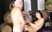 Beauty And The Senior Clarissa Lucky Senior Man Fucking A Real Sexy Beauty Hard Indoors