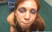 Load My Mouth Mackenzie Mae Awesome Redhead Mackenzie Mae Giving Head And Swallowing