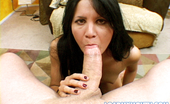 Load My Mouth Lina Paige Tramp Lina Paige Gets Pounded Doggy Style By Brandon Paige