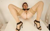 Mature.eu Naughty European Housewife Pleasing Herself