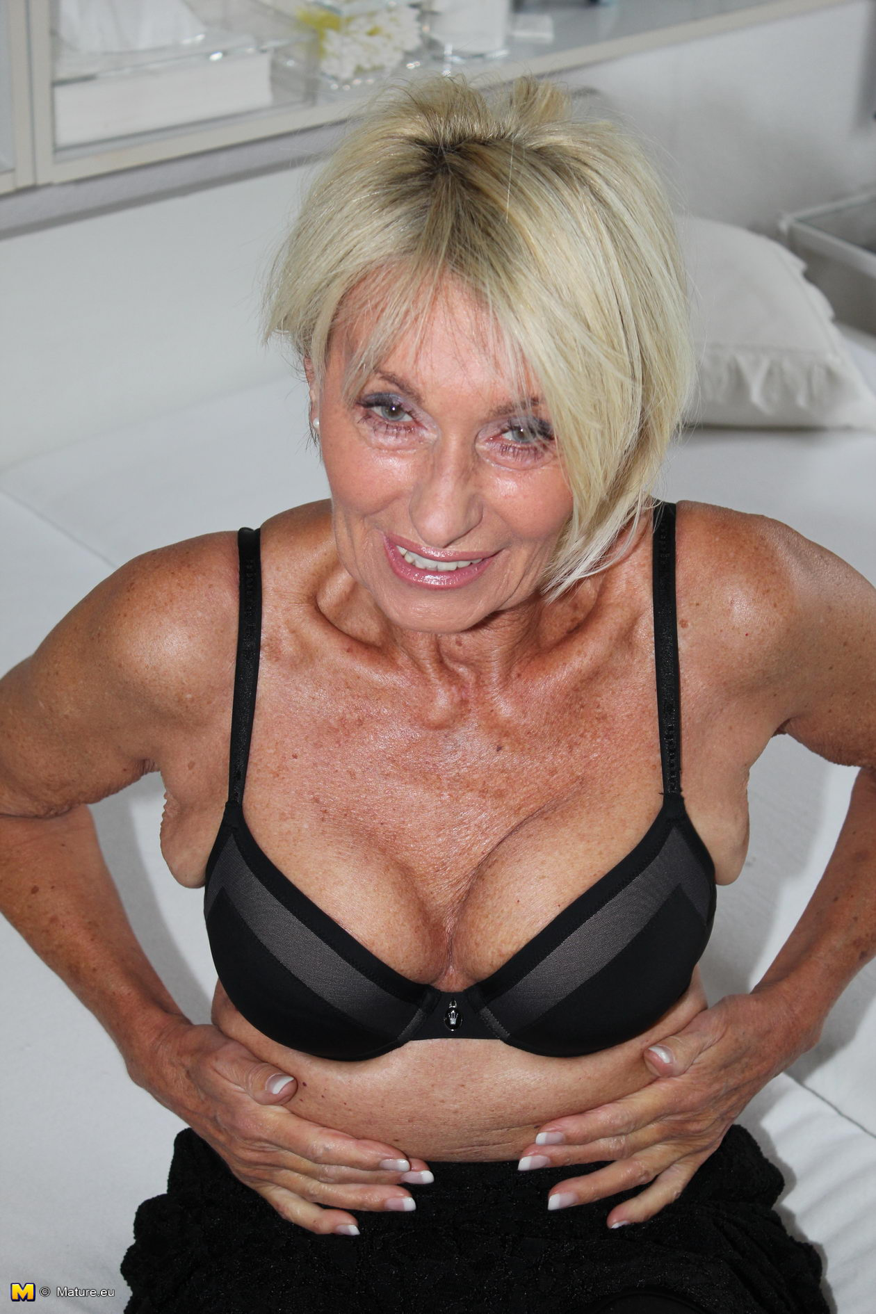 Fake taxi old woman and old women 6