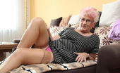 Mature.eu Mature Gerdi Is One Horny German Housewife