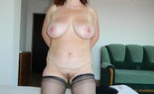 Mature.eu Big Breasted Matue Slut Showing Her Good Stuff