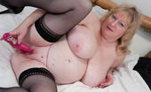 Mature.eu Big Titted Mama Geting Wet And Wild