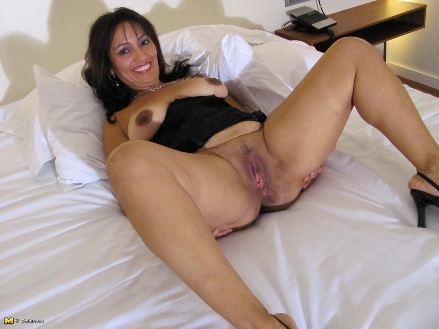 Angy takes big cock anally 10