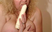 Mature.eu Big Titted Mature German Slut Playing With Her Toys