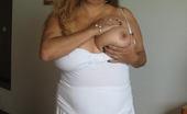 Mature.eu Big Mature Slut Showing Off Her Big Tits