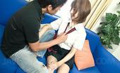 JAV HD Yui Misaki Japanese Schoolgirl Yui Misaki And Her Big Tits Fucked