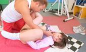 JAV HD Nozomu Onuki Nozomu Onuki Asian Is Fucked Many Positions By Her Gym Trainer