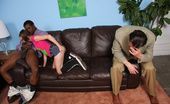 Watching My Daughter Go Black Emma Luvgood Slender Black Cock Slut Gets To Fuck Lucky Black Man While Dad Watches, And Cries In Horror