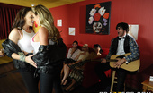 Pornstars Like It Big Samantha Saint & Chanel Preston Porno Theater Ho Chanel And Samantha Are A Couple Of Hip Sluts Who Are Ahead Of Their Time. At A Concert Where Thousa...