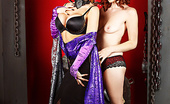 Pornstars Like It Big Romi Rain & Violet Monroe Maleficunt The Slutty Witch Of The West, That Busty Enchantress Maleficunt (AKA Romi Rain), Has Her Eyes On The...
