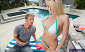 Neighbor Affair Christie Stevens Christie Stevens Decides To Fuck Her Neighbor When The Opportunity Presents Itself.