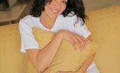 Natalia Spice 185608 Caresses Her Flawless Body In Such A Sensual Casual Day