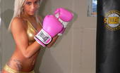 Naughty Sarah At Home 185747 Kick Boxing Session With Sarah In This Photoset Sarah Is Just Stunning Wearing Her Golden Kick Boxing Suit, She Gets A Phenomenal Body To Die For. Bet That You Won'T Care To Take The Place Of The Punching Bag For A Moment.