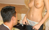 Mike's Apartment Alicia Skinny Blonde Babe Sucks A Great Dick And Fucks