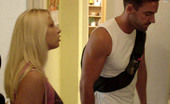 Mike's Apartment  Hot Little Blonde Amateur Gets Pounded By Cock