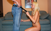 First Time Auditions Mellissa Blonde Coed Gets To Film Her First Sex Scene With Big Dick Stud
