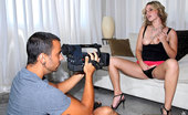 First Time Auditions Michelle Hot Fucking Amateur Gets Fucked On Her Porn Interview In This Hot 3some Fucking Hot Pic Set