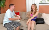 First Time Auditions Karla Super Cootch Karla Was Crazy For Cock And Even Wilder On Camera Getting Her Face Covered In Cum
