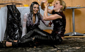 Tainster Gallery Th 37762 T Wet And Messy Lesbians Get Horny Playing With Colorful Paint