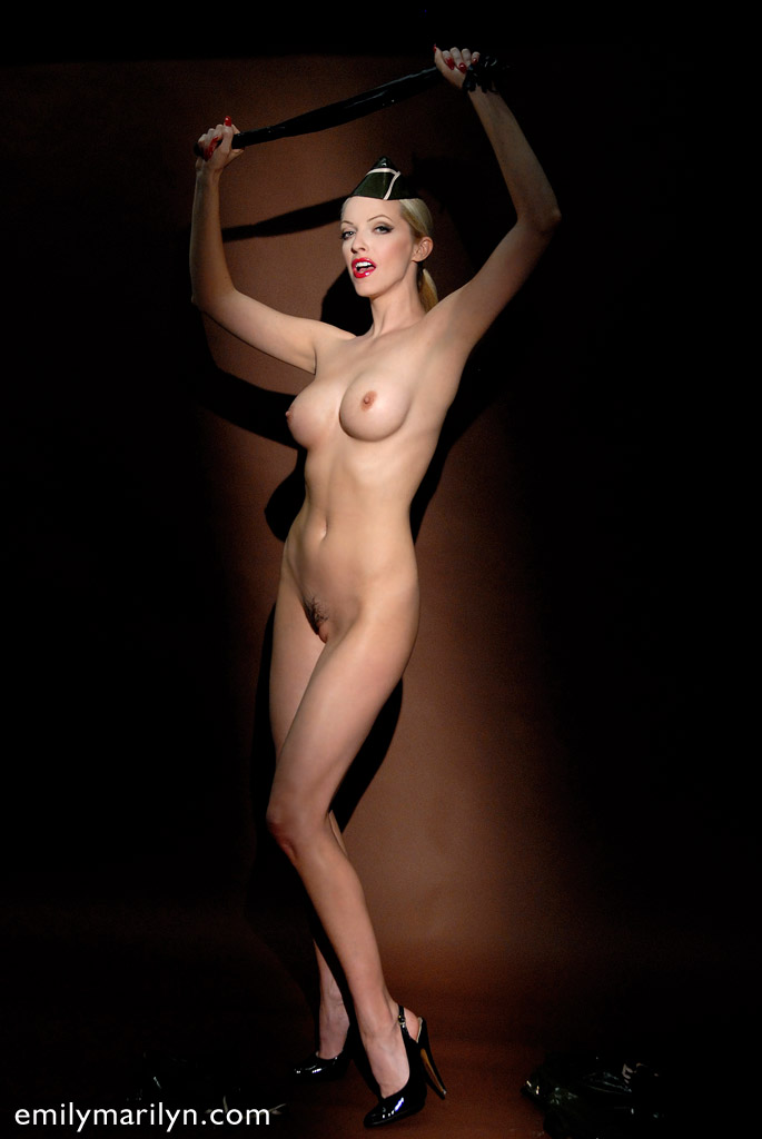 Nackt  Emily Marilyn Emily Marilyn:
