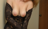 Spunky Angels Kerie Hart 189290 Kerie Hart Is Showing Off Her Perky Tits In Black Lace Kerieblacklace