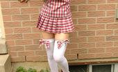 Spunky Angels Angel Angels A Naked Dirty Lil Schoolgirl Angelnaughtyschoolgirl