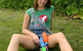 Spunky Angels Kandie 18 Year Old Kandie Spends A Day In The Park And Shows Off Her Panties Kandiesquirtgunnn