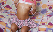 Spunky Angels Aaliyah Love Aaliyah Love Is A Bad Little School Girl As She Strips Out Of Her Uniform And Fingers Her Tight Pink Pussy Aaliyahlove-Lilschoolgirl