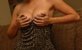 Spunky Angels Aria Lee Busty Asian Teen Aria Lee Strips Out Of Her Sexy Little Leopard Print Dress Arialeeleopardprint