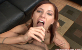 Sperm Cocktail Tricia Oaks Tricia Oaks Gets Blowbanged And Swallows Multiple Loads In This Photo Set