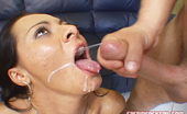 Sperm Cocktail Sandra Romain Fantastic Gangbang With Kinky Pornstar Hottie Sandra Romain