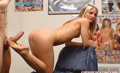 Sperm Cocktail Courtney Simpson Blond Courtney Simpson Caught And Banged Without Mercy By Pervert