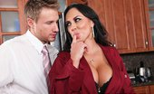 Big Tits In Uniform Mariah Milano Dinner'S On Me When It Comes To Catering To Her Clients, Mariah Truly Is The Breast In The Business. Delivering Pe...