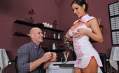Big Tits In Uniform Yurizan Beltran 190833 I Feel Like OrienTAIL Tonight Johnny And His Girlfriend Have Dinner At A Chinese Restaurant Where Orange Chicken And Chow Mein Are...