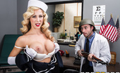 Big Tits In Uniform Cherie Deville America'S Secret Sweetheart Everyone Can Do Something To Help With The War Effort! For Cherie Deville, Her Smokin' Hot Good Look...
