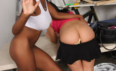 Zebra Girls Chelsea Rae Erica Vuitton Beautiful Black Maid Gets Even With Bitchy White Boss