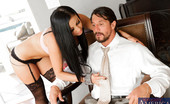 My Wife's Hot Friend Audrey Bitoni Cheating Husband Fucks Sexy Audrey Bitoni From Behind Doggystyle