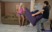 My Wife's Hot Friend Rikki Six Busty Blonde Babe Rikki Six Has Sex With Her Friends Husband For Helping Her Move.