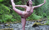 Hippie Goddess Two Hairy Hippie Girls Get Naked At The River. Natural And Hairy.