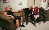 Gang Bang Squad Kylie Ireland The Only Thing Kinky Kylie Ireland Likes Better Than A Huge Dick Are FIVE Huge Dicks! Kylie Is Taken Back To Gang Bang Squad HQ Where She Gets Gang Fucked By Our Group Of Hung Black Bangers. They Pound This White Bitch'S Sweet Pink Pussy Until It Is Swoll