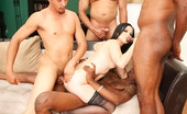 Gang Bang Squad Amy Starz 194943 Amy Starz Is One Sexy Barely Legal Brunette With A Tight Body And Even Tighter Pussy...But Not For Long! We Bring In Our Squad Of Big Black-Dicked Gang Bangers To Pound Amy'S Poor Pussy And Assault Her Asshole With Their Beefy Nightsticks, Stretching This