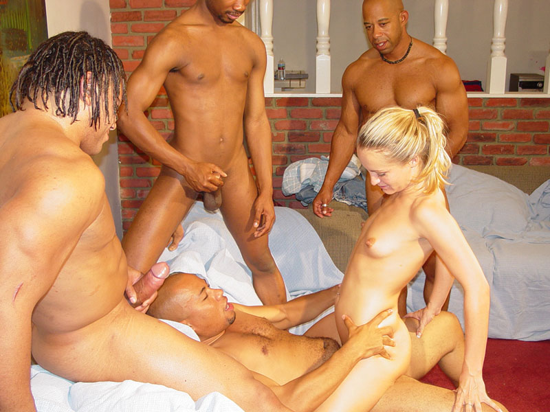 Oral sex in barracks
