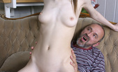 Fucking Young Incredibly Sexy Skinny Teen Makes It With Experienced Man Of Older Age On Porn Pics.