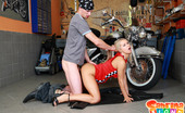 Sabrina Blond Sex For Harley Davidson! Photo Proof Inside!