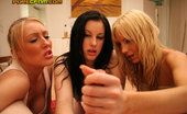 Pure CFNM Three Girls Catch You Wanking And Decide To Take Over Until You Cum