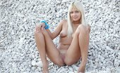 Errotica Archives Petritisco Lada Barefoot And Naked, Lada Shamelessly Displays Her Nubile Body In The Open. Flora