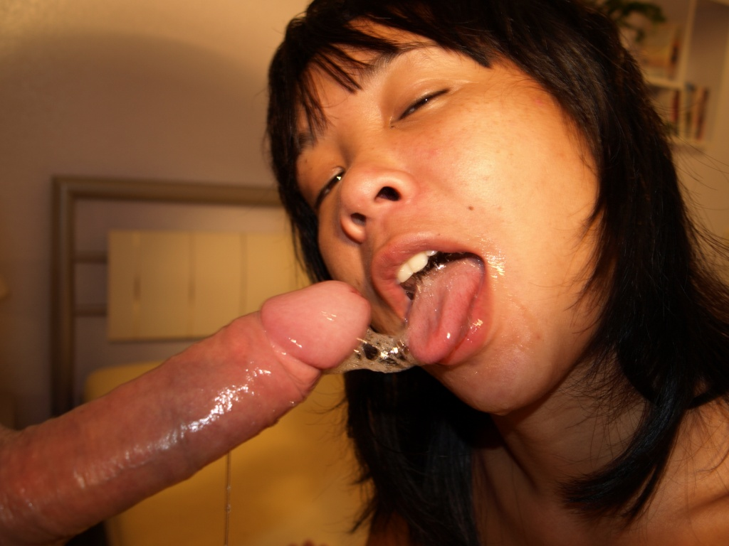 Would Asian deepthroat pusy